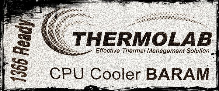 default thumb ThermoLab BARAM CPU Cooler