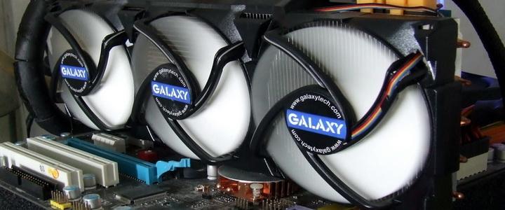 Galaxy GTX275  แรงได้ใจจัง