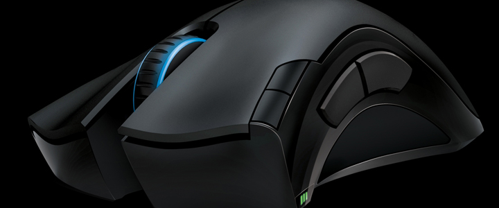 Review : Razer Mamba Gaming Mouse