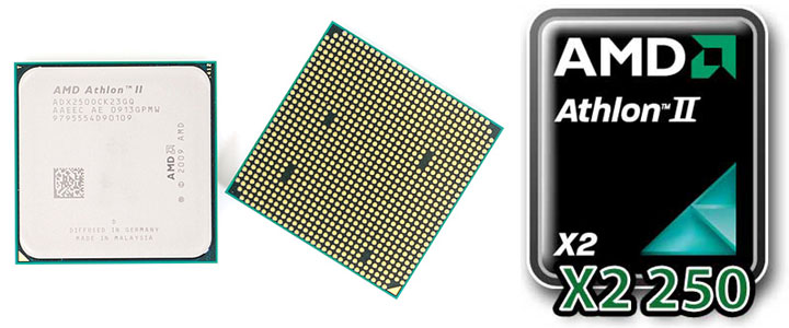 default thumb AMD Athlon™II X2 250 Review