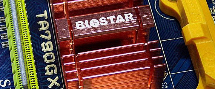 แกะกล่อง Review Biostar TA790GX-128M