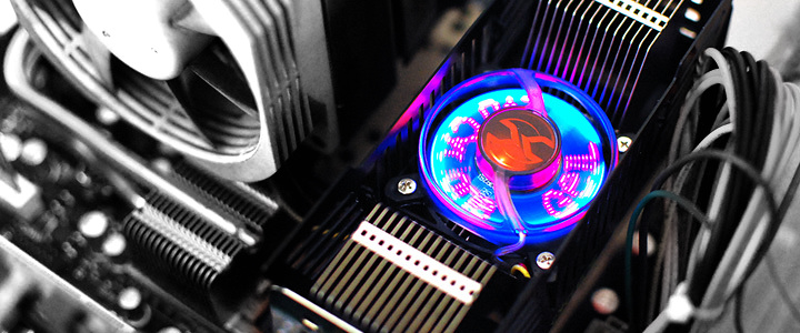 Review : GEIL CYCLONE Memory Cooling