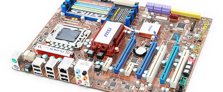 default thumb MSI X58 Pro