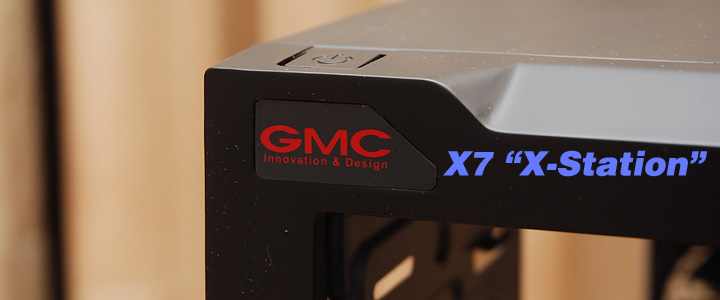 default thumb Review : GMC X7 X-station Mid-tower case