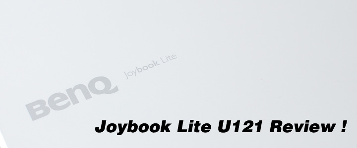 default thumb Review : BenQ JoybookLite U121