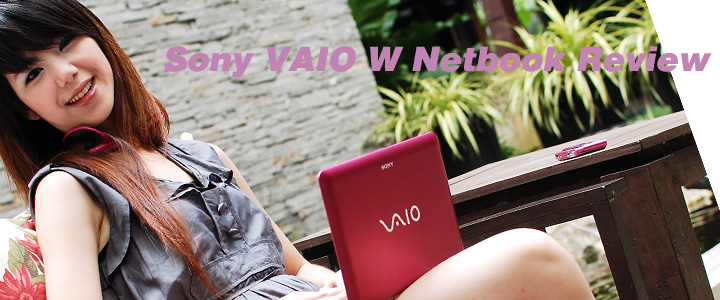 default thumb Review : Sony VAIO W