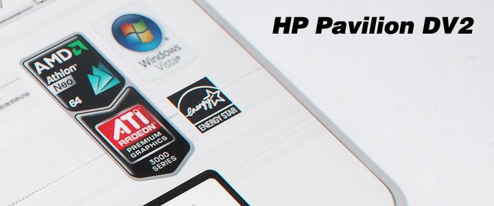default thumb Review : HP Pavilion DV2
