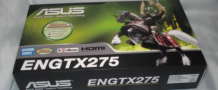 default thumb Review: ASUS ENGTX275