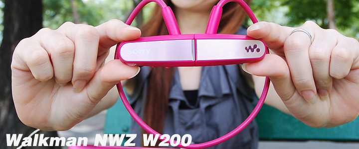 Review : Sony Walkman NWZ-W200