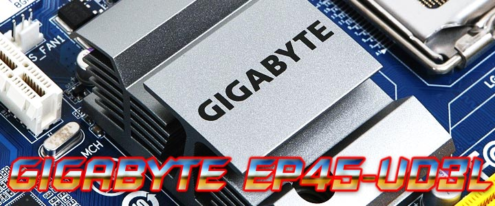 default thumb GIGABYTE EP45-UD3L Review