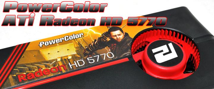 default thumb PowerColor Radeon HD 5770 Review