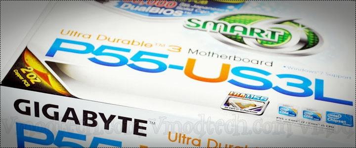 default thumb GIGABYTE P55-US3L Review