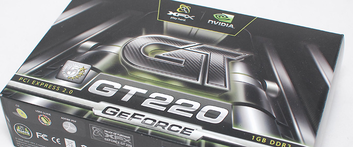 Review : XFX nVidia Geforce GT220 1gb