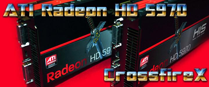 default thumb HIS Radeon HD 5970 2GB GDDR5 CrossfireX Review