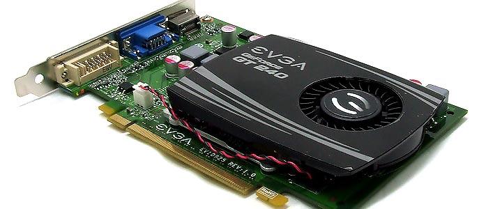 default thumb EVGA GT240 1GB DDR3