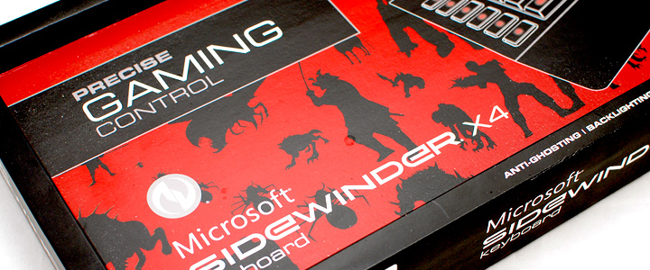 default thumb Review : Microsoft Sidewinder X4 Gaming Keyboard