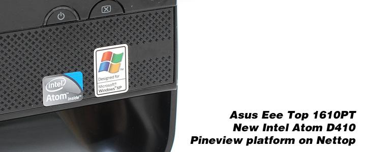 default thumb Review : Asus Eee Top 1610PT