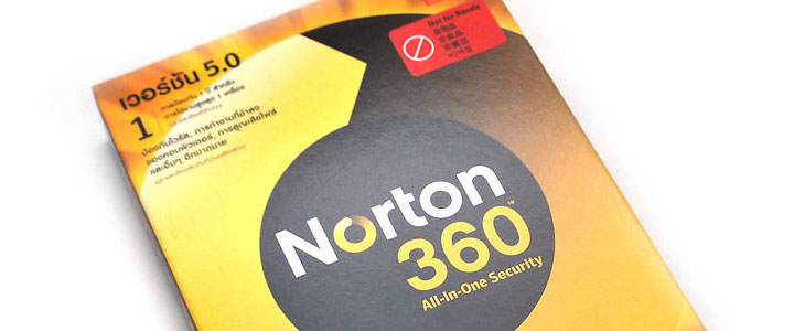 default thumb Norton 360 Review