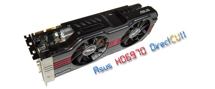 Asus ATi HD6970 DirectCUII : Review