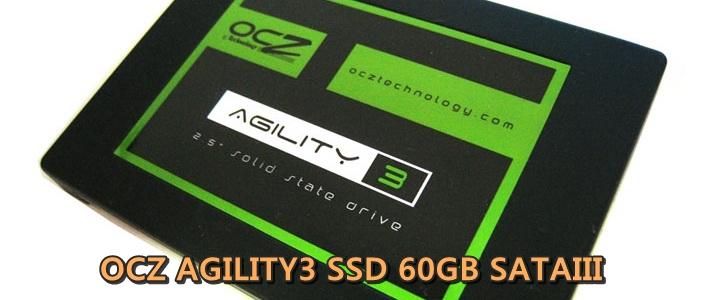 default thumb OCZ AGILITY3 SSD 60GB SATA III Review