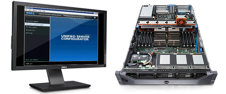default thumb Dell PowerEdge R715 2U 2 Socket Rack Server with Opteron 6134 OctalCore X2 Review (แคะสนิมจากคน review)