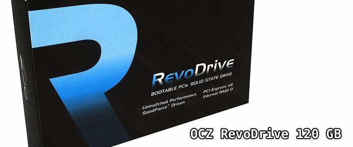 default thumb OCZ RevoDrive 120GB
