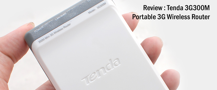 default thumb Review : Tenda 3G300M 300Mbps 3G Wireless Router