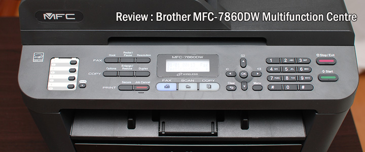 default thumb Review : Brother MFC-7860DW Multifunction Centre