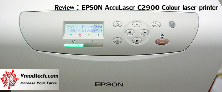 default thumb Review : EPSON AcuLaser C2900