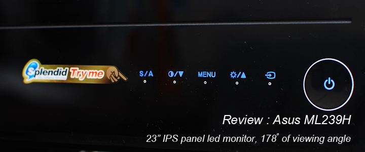 default thumb Review : Asus ML239H monitor