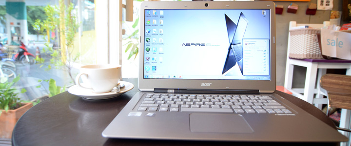 Review Chapter 1 Acer Aspire S3 (Instant on & Connect)