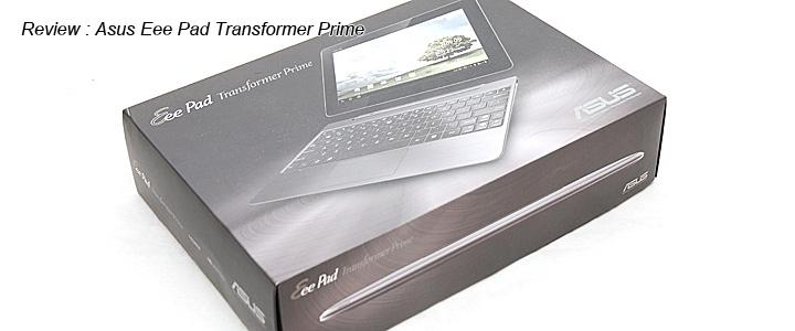 default thumb Review : Asus Eee Pad Transformer Prime