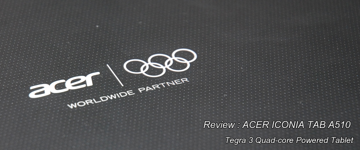 default thumb Review : Acer Iconia Tab A510