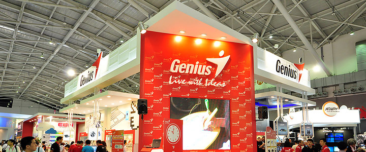 Genius at COMPUTEX 2012