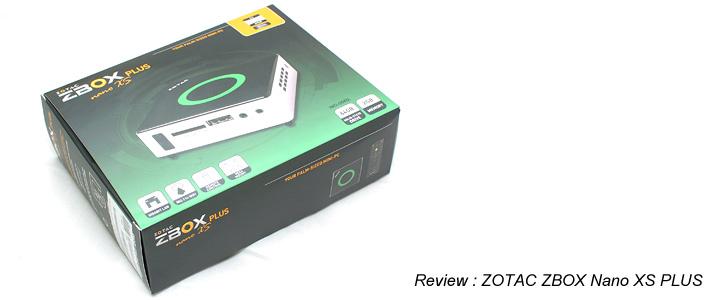 default thumb Review : ZOTAC ZBOX Nano XS AD11