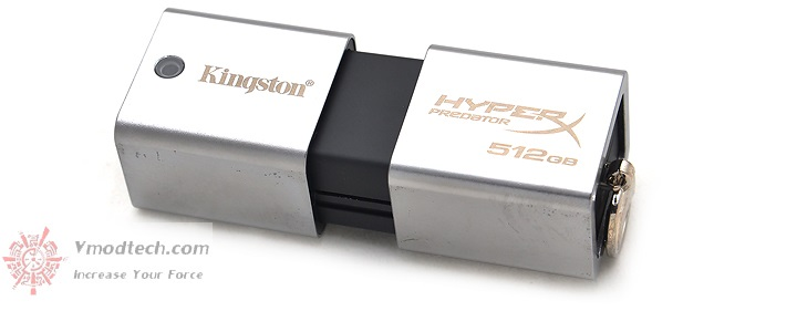 default thumb KINGSTON HyperX Predator USB 3.0 512 GB Review