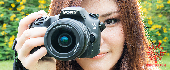 Sony SLT A58 Digital Camera Review