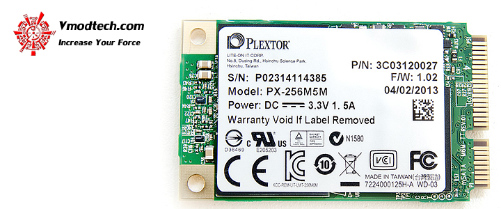 PLEXTOR PX-256M5M SSD 256 GB Review
