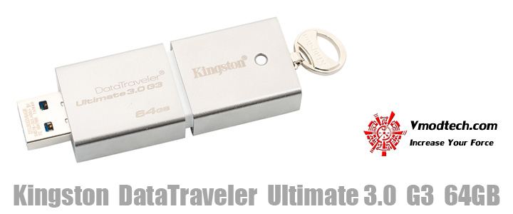 default thumb Kingston DataTraveler Ultimate 3.0 G3 64GB Review