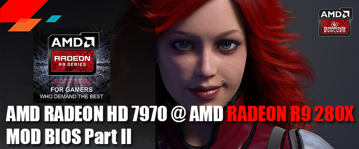 default thumb AMD RADEON HD 7970 @ AMD RADEON R9 280X MOD BIOS Part2