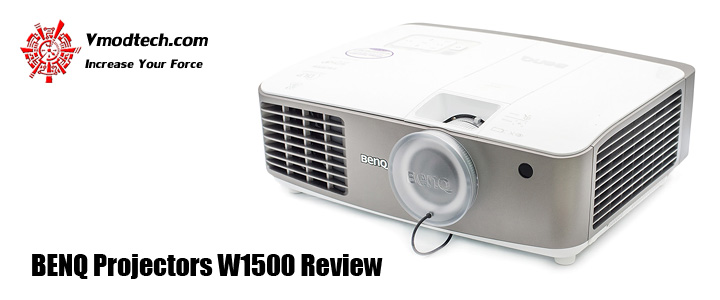 BENQ Projectors W1500 Review