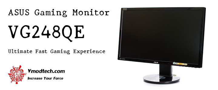 default thumb ASUS Gaming Monitor VG248QE Ultimate Fast Gaming Experience