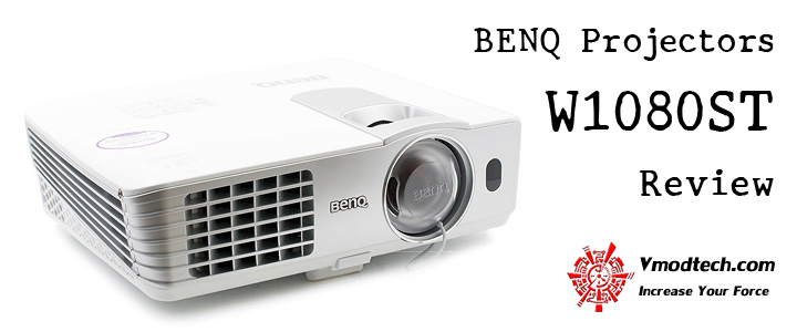 BENQ Projectors W1080ST Review