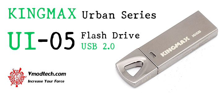 default thumb KINGMAX Urban Series UI-05 USB 2.0 Flash Drive Review