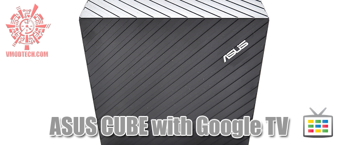 default thumb ASUS CUBE with Google TV