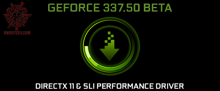 default thumb GeForce 337.50 Beta Performance Drivers