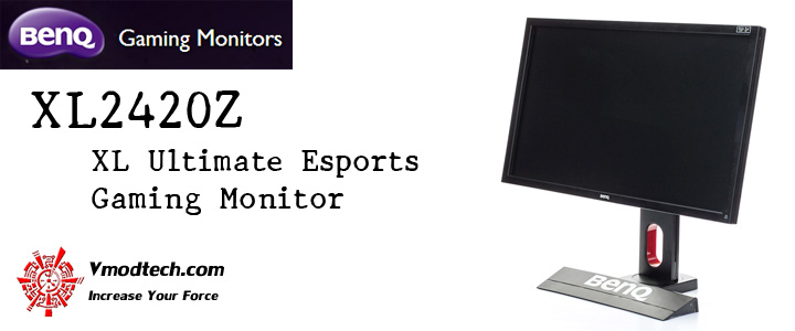 default thumb BENQ XL2420Z XL Ultimate Esports Gaming Monitor Review