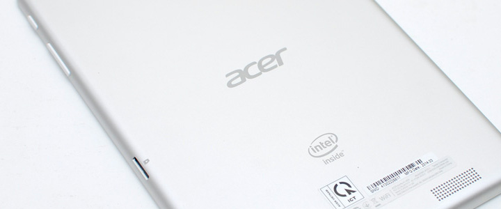 default thumb Acer Iconia A1-830 Tablet Review