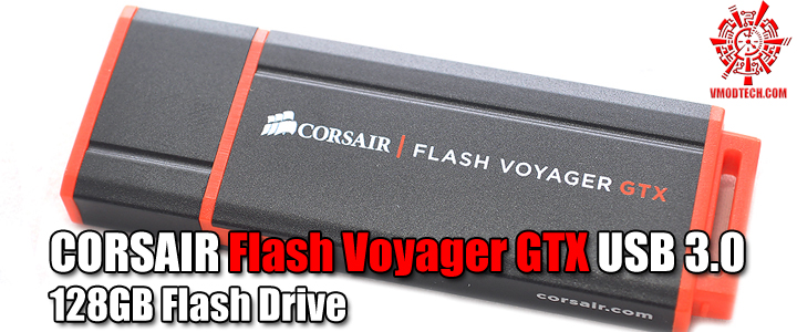 default thumb CORSAIR Flash Voyager GTX USB 3.0 128GB Flash Drive