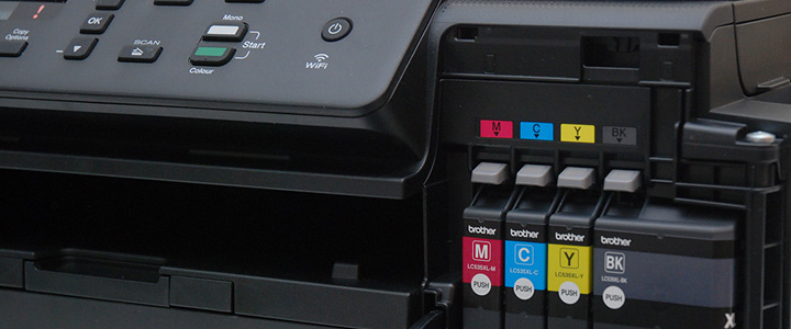 Brother DCP-J105 InkBenefit : Colour InkJet Multi-Function Centre
